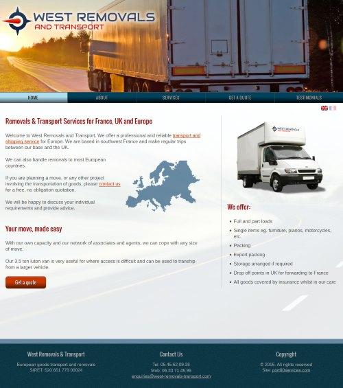 websites designed by port 80 services
